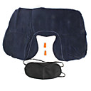 Travel Sleeping Mask / Travel PillowForTravel Rest Plastic / Sponge 5.5