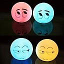novidade cor expressão mudando a luz da noite humor