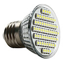 E26/E27 4W 60 SMD 3528 180 LM Natural White MR16 LED Spotlight AC 220-240 V