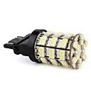 3156 60-LED 3528 SMD 2.52W 720LM White Light Bulb