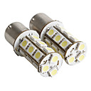 1156 18 * 5050 SMD led bianchi car segnale luminoso