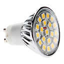 GU10 4 W 20 SMD 5050 400 LM Warm White MR16 Spot Lights AC 220-240 V