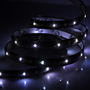 Waterproof 90cm 36-LED White LED Strip Light (12V)
