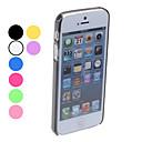 prosta sprawa zderzak wzór dla iPhone 5/5s (różne kolory)