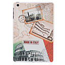 Retro Design Hard Case voor iPad mini