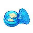 keukenhulp mini twist knoflook grinder (willekeurige kleur)