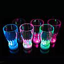 Color Blinkende Coke Cup med LED-blits lys