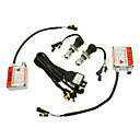 12V 35W H4-3 HID Xenon Lamp Conversion Kit Set (E3035 Ballast)