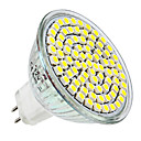 GU5.3 / E14 / GU10 / E26/E27 3.5 W 80 SMD 3528 300 LM Natural White / Warm White MR16 Spot Lights DC 12 V