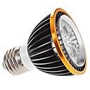 E26/E27 5W 5 Krachtige LED 350 LM Warm wit MR16 Dimbaar LED-spotlampen AC 220-240 V