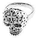 Skeleton Hand Alloy Ring