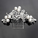 Buy Women's Alloy Headpiece-Wedding Special Occasion Hair Combs
