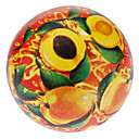 Graffiti Designed Plastic Soft Ball