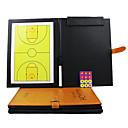 Magneettinen Folding Koripallo Valmennus Board (2Pens + hallituksen Eraser + magneetit)