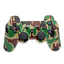 Mando DualShock Wireless Bluetooth 4.0 de Camuflaje para PlayStation 3