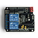 2 canaux module de relais de protection pour (pour Arduino) (Interface XBee / de btbee)