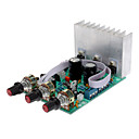 Buy TDA2030A 2.1 Stereo Amp 3 Channel Subwoofer Audio Amplifier Circuit Board