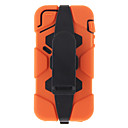 Waterproof Tough Defender Series Rugged Impact Full Body Case with Detachable Clip for iPhone 5/5S (Assorted Colors)