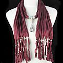 drop pendant scarf ,NL-1221a,b,c,e,h,i,j,k