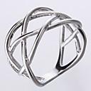 Simple anneau en métal