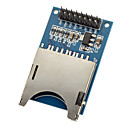 Modulo SD card slot per lettore di presa per il (per arduino) braccio MCU