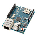 Buy (For Arduino) Ethernet Shield Wiznet W5100 Chip/ TF Slot