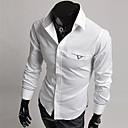 Men'S Gentle Long Sleeve Shirt