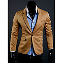 Mænds Erhverv Fritid Mænd Blazer Lille Suit