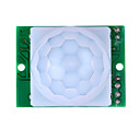 Infrared IR Motion Detector Sensor Module - White + Green