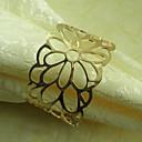 Gold Acrylic Napkin Ring