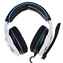 SADES SA-903 Multifunctional Stereo Headphones with Microphone for Computer