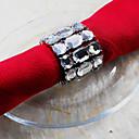 Transparent Acrylic Napkin Ring