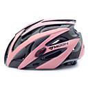 MOON 사이클링 검은 색과 분홍색 PC / EPS 21 벤트 보호를 타고 헬멧
