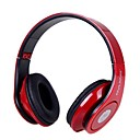 OVLENG X8 Foldable 3.5mm Headphone Headset with Mic for iPhone Samsung Cell Phone