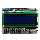 Character LCD Input / Output Expansion Board / LCD Tastatur Shield