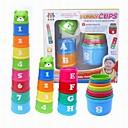 Baby  Educational Toys Mini Bear Cup Toys