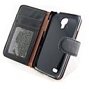 Full Body Leather Wallet Stand Case for Samsung Galaxy S4 i9500 with Card Holder