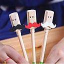 עטי ג'ל - Cute - פלסטיק/Wood
