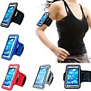 Slim Trendy 5.1 inch Sport Armband for Samsung Galaxy S5/S4/S3 and Other Cellphones(Assorted Colors)