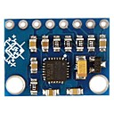 GY-521 MPU-6050 Module 3 Axis Gyroscope + Accelerometer for (For Arduino) - Blue