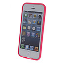Hard Case with Candy Color Frame for iPhone 5C (Assorted Colors)