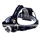 K13 Adjustable Focus 3-Mode 1xCree XM-L T6 Waterproof Headlamps(4xAA,1200LM)Black