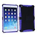 Rugged Rubberized and PC Case for iPad mini 3, iPad mini 2, iPad mini