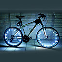 Buy Bike Lights / Wheel LED Cycling Waterproof AA Lumens Battery Cycling/Bike-FJQXZ®