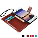 Buy Luxury Wallet Style PU Leather Case Huawei Ascend P7 Phone Covers Stand & Card Holders