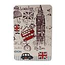 London Big Ben and Red Bus Case with Stand for iPad mini 3, iPad mini 2, iPad mini