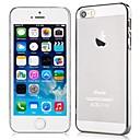 Devia Glimmer série galvanique Transparent Hard Case pour iPhone 5/5S PC (couleurs assorties)