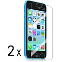 [2-Pack] Premium High Definition Clear képernyővédő fólia iPhone 5C