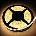 300LEDS - Warm White - 5050 SMD - DC12 - 72 - Fleksible LED-lysstriper - 5