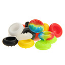 10pcs Replacement Anti-Slip Silicone Analog Cap Covers for PS4/XBOX One Controller